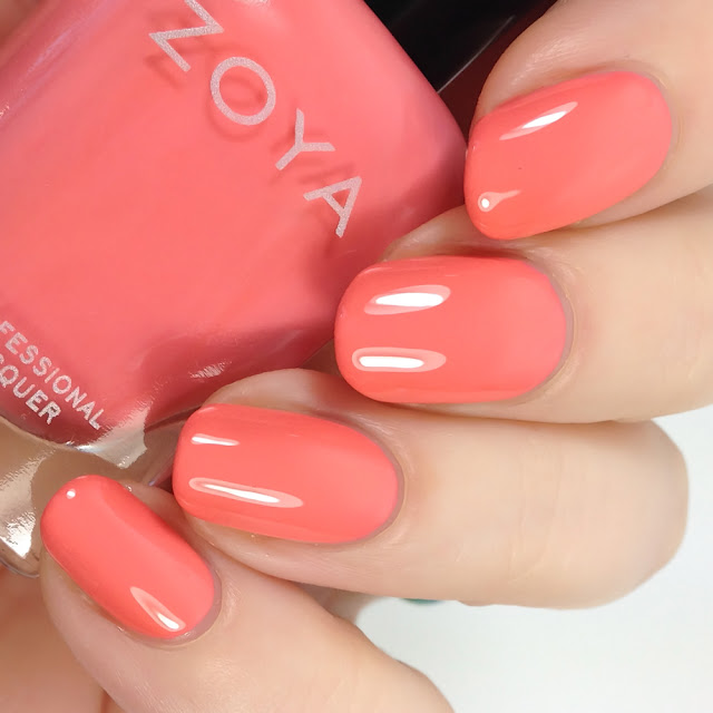 Zoya Nail Polish-Ella