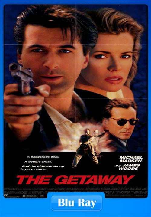 The Getaway 1994 720p BRRip | 480p 300MB | 100MB HEVC