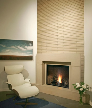 Minimalist, contemporary and modern fireplace designs