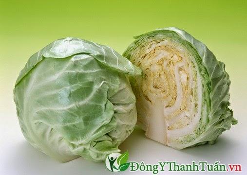 Cách chữa đau dạ dày tại nhà từ bắp cải
