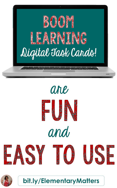 Boom Cards are Fun and Easy to Use: This post has links to several videos and posts that will help you get started with Boom Cards with your students.