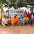 Prefeitura por meio da Secretaria de Meio Ambiente e Turismo finaliza recuperação de nascente na comunidade de Alegre com o Método Caxambu