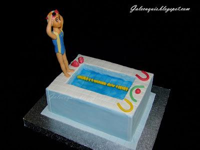 tarta natación