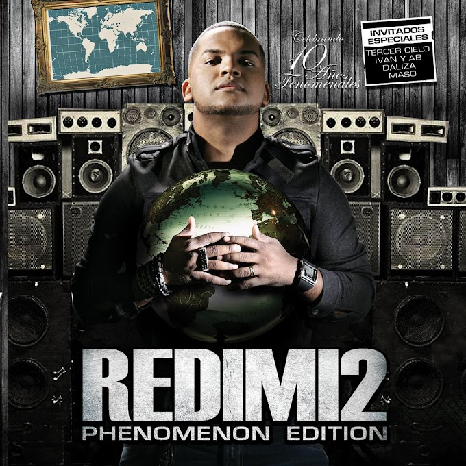 Descargar Discografia: Redimi2