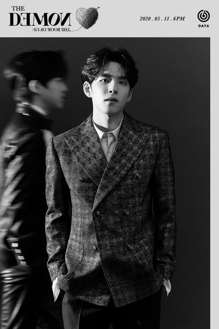 Wonpil DAY6 Gives Meaningful Stares in 'The Book of Us: The Demon' Teaser Photos
