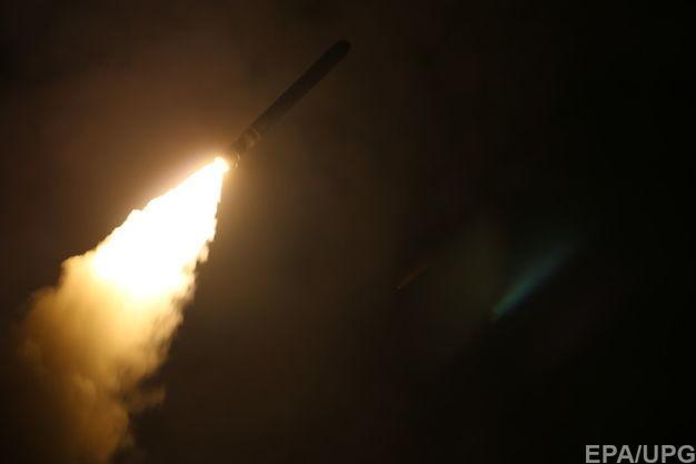 Сирійські ЗМІ повідомили про новий ракетний удар
