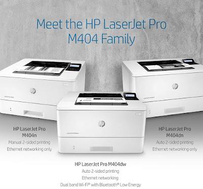 HP Laserjet Pro M404dw Drivers Download