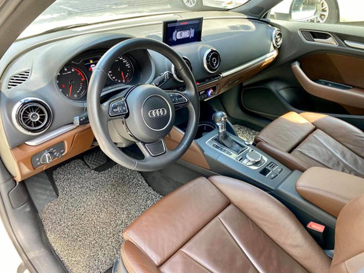 Xe cũ Audi A3 hấp dẫn người mới chơi xe Đức