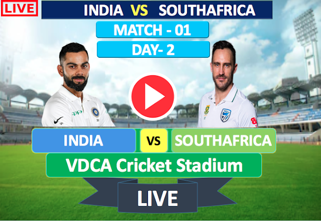 India vs SouthAfrica Match 1: Live streaming Online, India is on fire