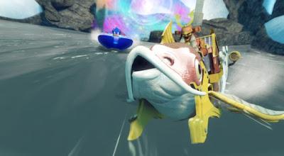 تحميل لعبة سباق سونك Sonic and All-Stars Racing Transformed