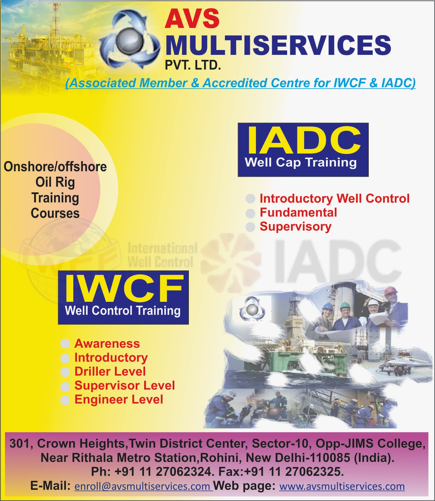 Candidates will undergo practical assessment as part of the IWCF  certification Process. Assessment is normally conducted in pairs of a  Driller level and a ...