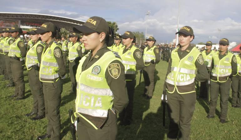 hoyennoticia.com, Convocatoria para ingresar a la Policía