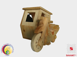 Decorative Wooden Tricycle Philippines