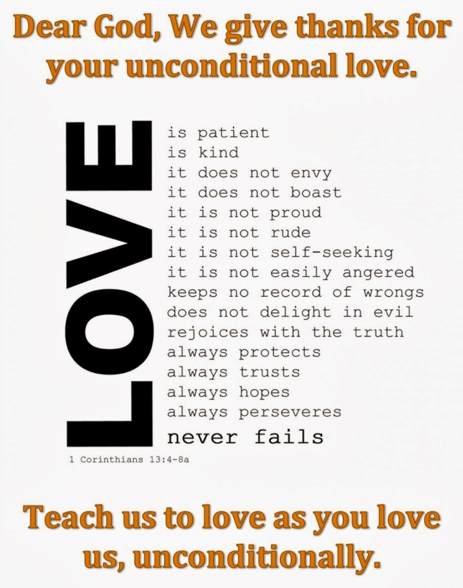 famous quotes about unconditional love