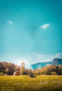 Sky Blur Background Free Stock Image
