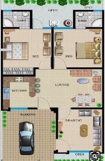 house plan images