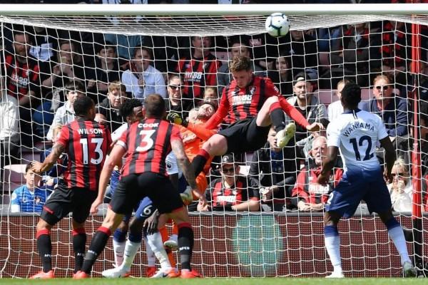 Bournemouth Bungkam Perlawanan 9 Pemain Tottenham Hotspur