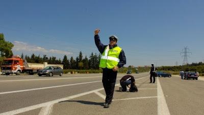 ΗΠΕΙΡΟΣ-Σε ένα τριήμερο η Τροχαία βεβαίωσε συνολικά 13 παραβάσεις για οδήγηση υπό την επήρεια αλκοόλ
