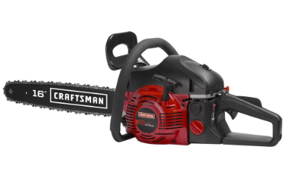 """SEARS - Craftsman 41BY427S799 16"""" Gas Chainsaw 139.99"""