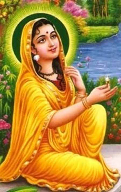 Symbolism – Sita Taken Away By Ravana And The Spiritual Journey
