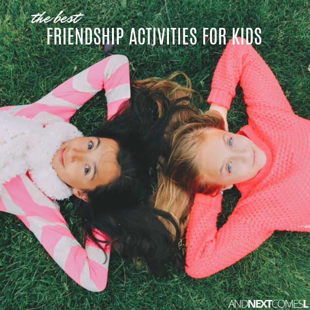 Social skills friendship activities