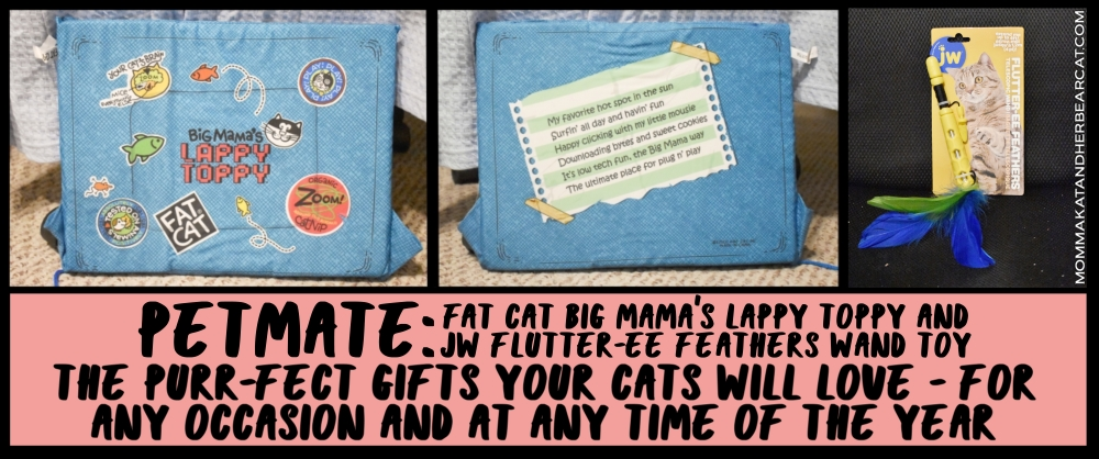 Petmate for the Holidays [and anytime]!