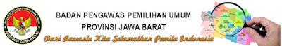Anggota Panwaslu Kota/Kabupaten di Jabar Dilantik