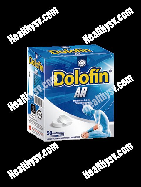 Dolofin AR Tablets
