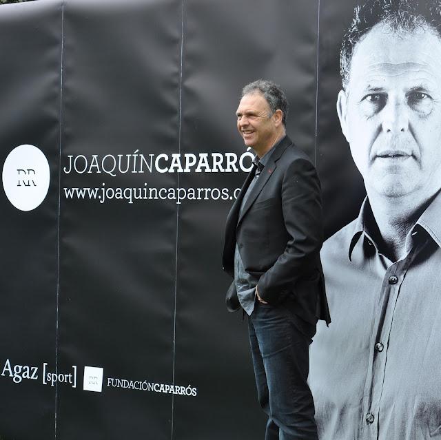 El viaje relámpago de Joaquín Caparrós de Armenia a España