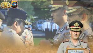 AKBP Dony Setiawan terima penghargaan Pin Emas dan Piagam dari Kapolri