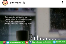 Download Video Story WhatsApp 30 Hidupku Tanpamu - Separuhku lagu Nano Video Mo4