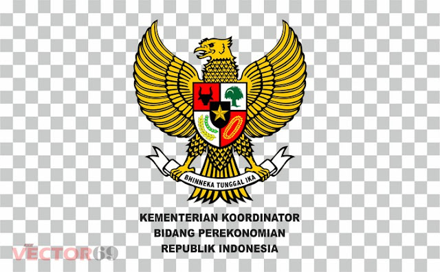 Logo Kemenko Bidang Perekonomian Indonesia - Download Vector File PNG (Portable Network Graphics)