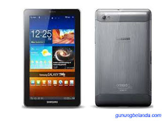 Cara Flashing Samsung Galaxy Tab 7.7 GT-P6800