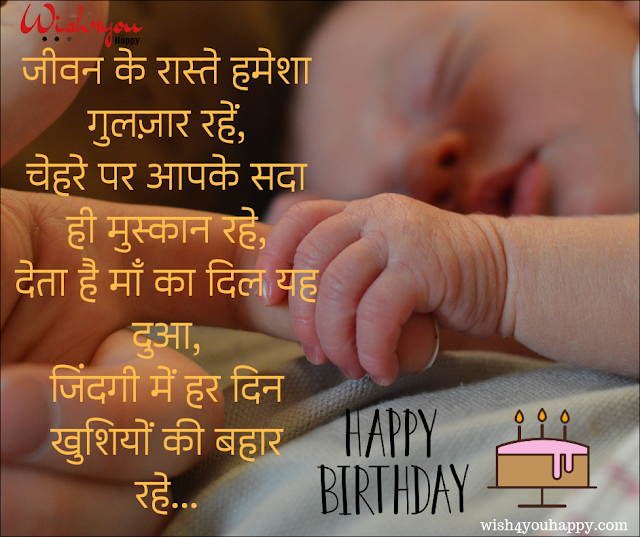 Deta Hai Maan Ka Dil Yah Dua, Happy Birthday Wishes For Son & Daughter