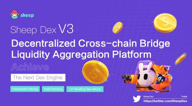 sheepdex next-gen decentralized exchange aggregation platform crypto