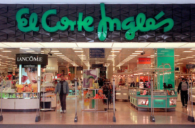 Onde comprar roupa em lisboa dicas de lisboa e portugal - Hornos de sobremesa el corte ingles ...