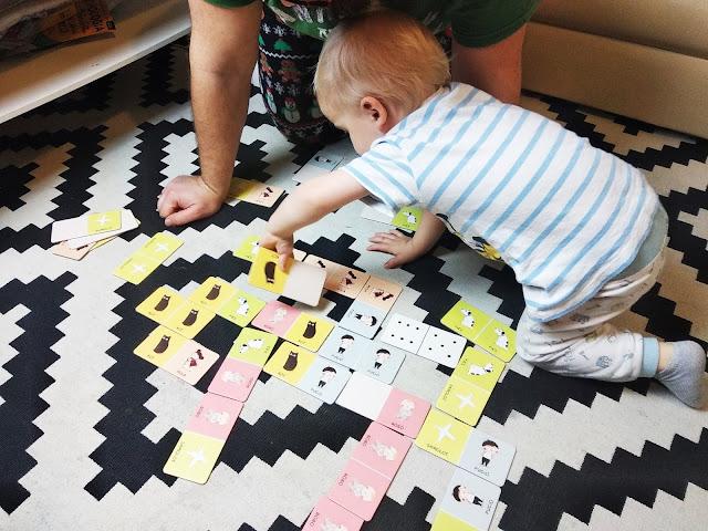 Gry planszowe dla dwulatka i całej rodziny