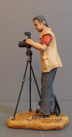 Statuina personalizzata fotografo