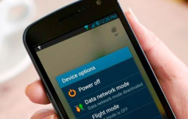 Mematikan HP Android