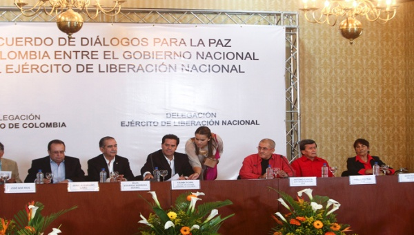 @ELN_Paz: Gobierno posterga diálogos de paz en Colombia