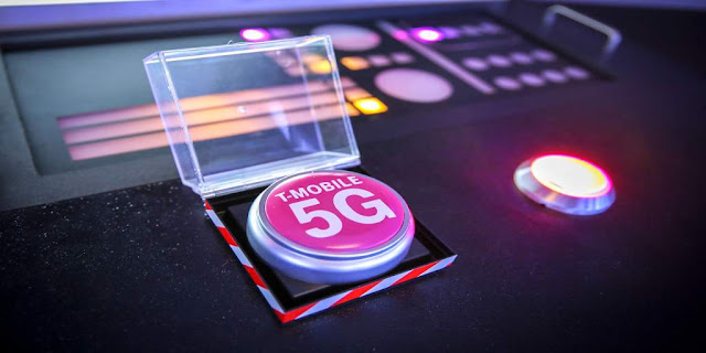T-Mobile activates America's Nationwide 5G Network