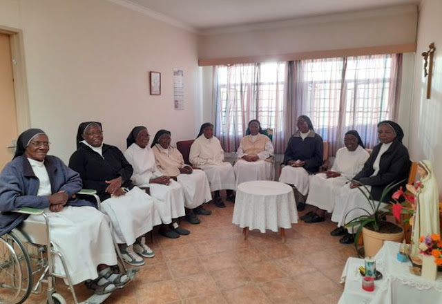 Windhoek Priory  Elderly Sisters