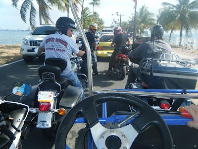 Cycling Islas Calzada de Amador