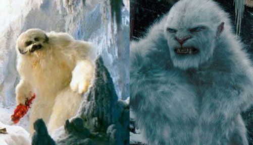 "528c3cf2e The wampa, which attacked Luke Skywalker and his tauntaun mount on the  planet Hoth in ""Star Wars Episode V: The Empire Strikes Back,"" is a  10-foot-tall, ..."