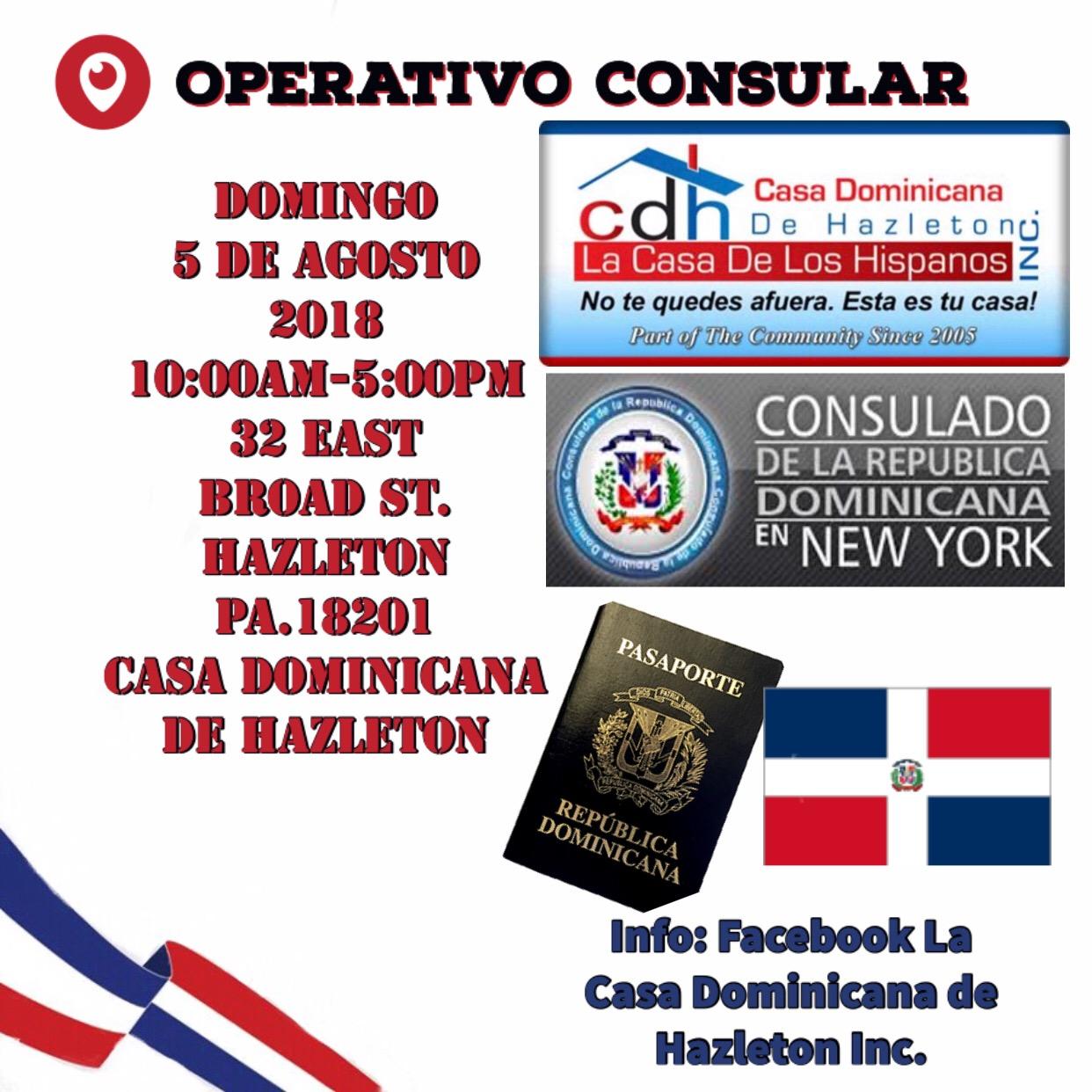 Que Se Necesita Para Renovar El Pasaporte Dominicano En New York