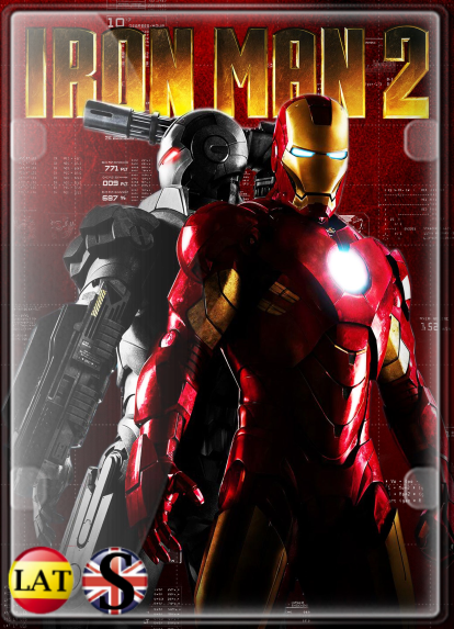 Iron Man 2 (2010) FULL HD 1080P LATINO/INGLES