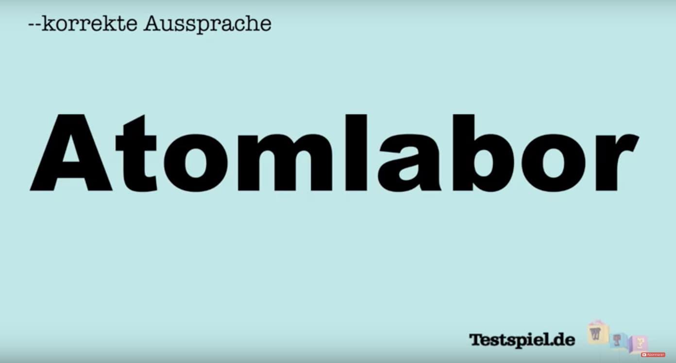 Korrekte Aussprache: German Blogs | Wie spricht man Blognamen eigentlich richtig aus?