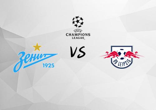Zenit San Petersburgo vs RB Leipzig  Resumen