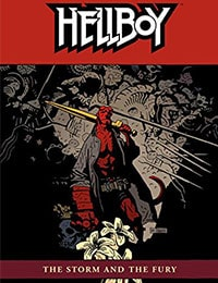 Hellboy: The Storm And The Fury
