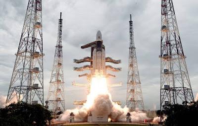 ISRO Chandrayaan 2 launch Live: GSLV MKIII-M1 Successfully Launches Chandrayaan-2 Spacecraft